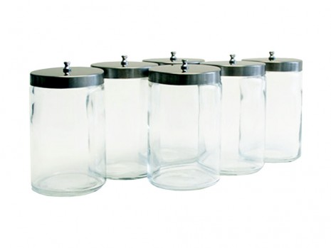 6 SUNDRY JARS KIT