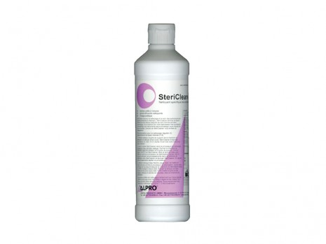 STERICLEANER AUTOCLAVE AND INSTRUMENT CLEANER