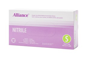 GLOVE NITRILE ULTRA-SOFT POWDER-FREE