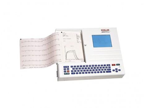 ECG CARDIOVIT SCHILLER AT-2 PLUS