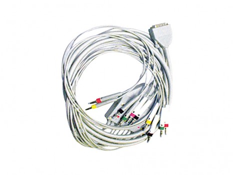 ECG CABLE FOR AT-1, 2, 101 & 102
