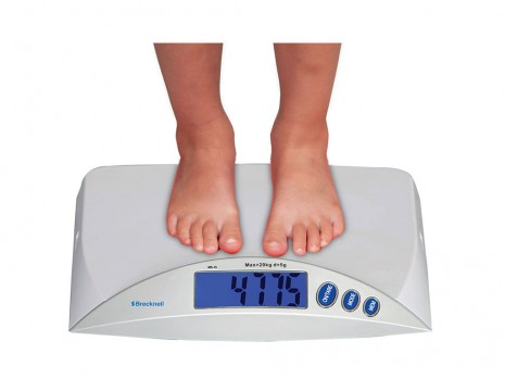 ELECTRONIC BABY SCALE  / FLOOR SCALE FOR CHILD