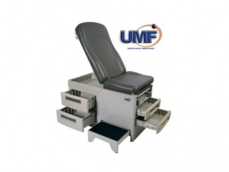 EXAMINATION TABLE WITH SIDE STEP UMF