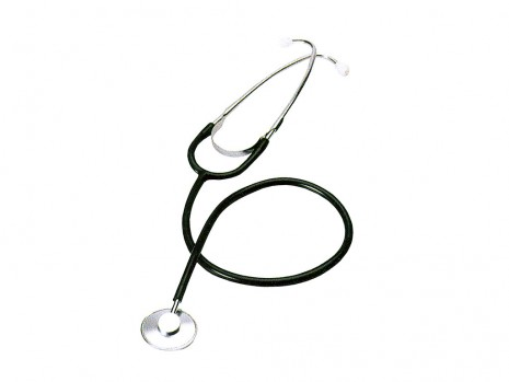 ALUMINIUM SINGLE HEAD STETHOSCOPE