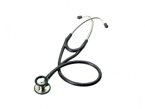 STAINLESS STEEL DELUXE CARDIOLOGY STETHOSCOPE