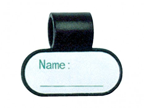 NAME TAG FOR STETHOSCOPE