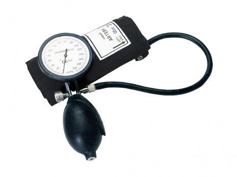 PALM SPHYGMOMANOMETER, LARGE GAUGE