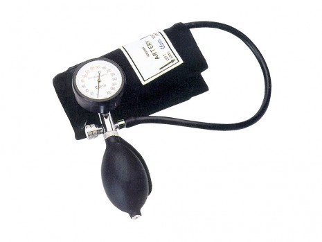 CALIBRATED PALM-TYPE SPHYGMOMANOMETER