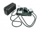 SPHYGMOMANOMETER SET WITH ATTACHED SINGLE HEAD STETHOSCOPE