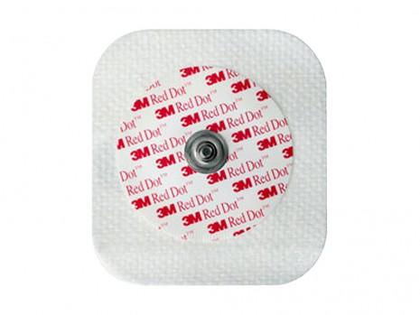 RED DOT ELECTRODE SOFT CLOTH