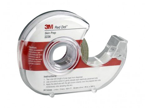 RED DOT TRACE PREP TAPE 3M