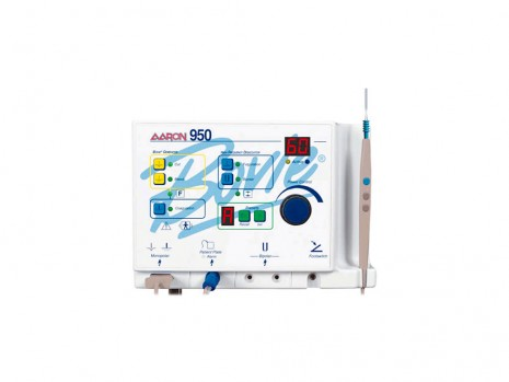 ELECTROSURGICAL GENERATOR AARON 950 WITH CUT