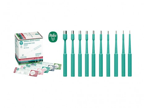 DISPOSABLE DERMAL CURETTE MILTEX