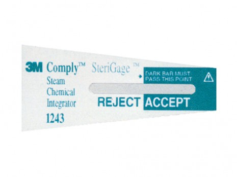 COMPLY CHEMICAL INTEGRATOR TEST  3M