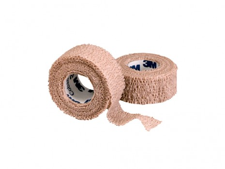 COBAN BROWN COHESIVE BANDAGE TAPE 3M