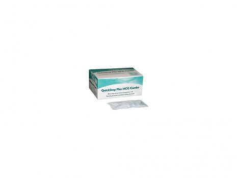 PREGNACY TEST QUICKSTREP PLUS COMBO