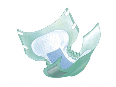 INCONTINENCE BRIEF WINGS CHOICE PLUS