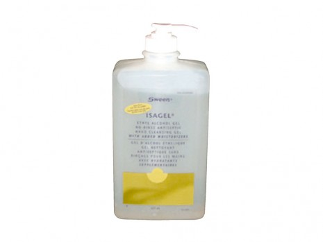 ISAGEL HAND ANTISEPTIC  60-70% ETHYL ALCOHOL