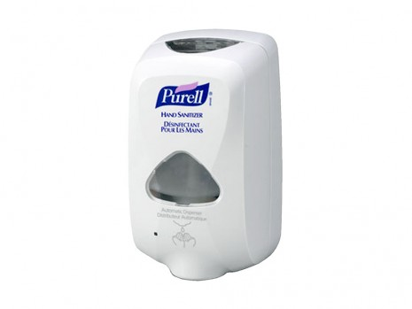 PURELL TFX 1,2 L HAND ANTISEPTIC  TOUCH-FREE DISPENSER