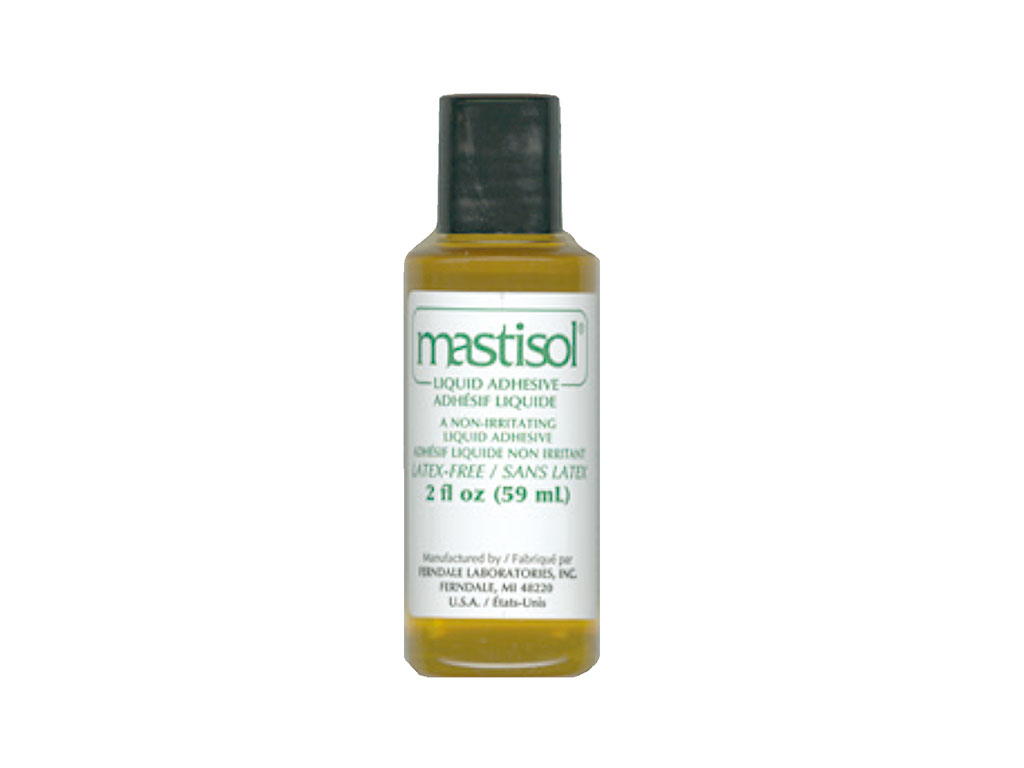 MASTISOL LIQUID ADHESIVE BOTTLE