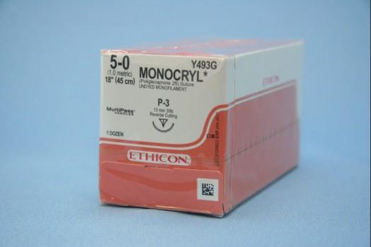 MONOCRYL SUTURE (Y493G)
